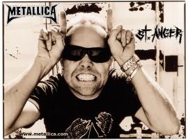 Papel de parede Metallica: Lars Ulrich