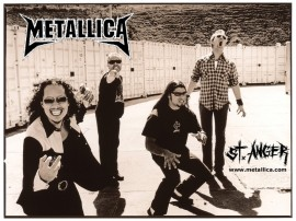 Papel de parede Metallica – Rock N Roll