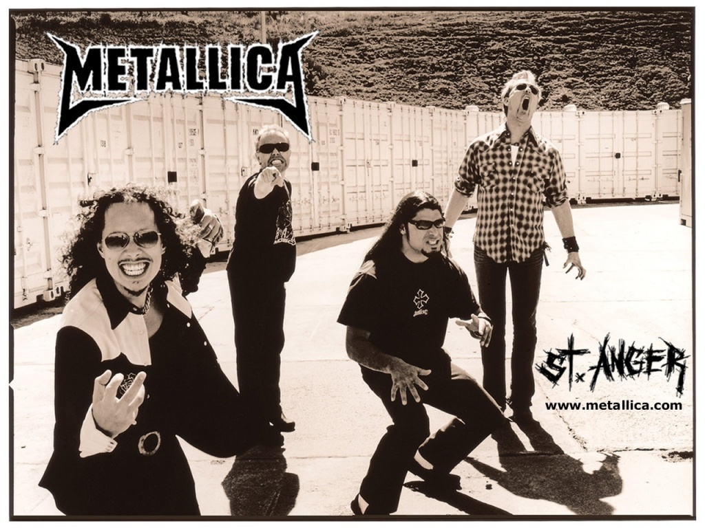 Papel de parede Metallica – Rock N Roll para download gratuito. Use no computador pc, mac, macbook, celular, smartphone, iPhone, onde quiser!