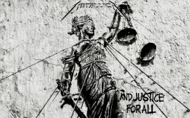 Papel de parede Metallica – And Justice for All