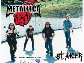 Papel de parede Metallica: A Banda em St. Anger