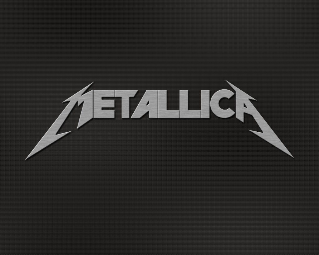 Papel de parede Metallica Logo Simples para download gratuito. Use no computador pc, mac, macbook, celular, smartphone, iPhone, onde quiser!