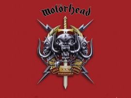 Papel de parede Motörhead: Símbolo Elaborado