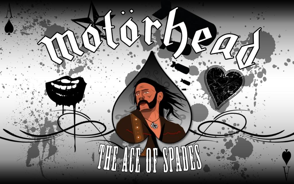 Papel de parede Motörhead: The Ace of Spades para download gratuito. Use no computador pc, mac, macbook, celular, smartphone, iPhone, onde quiser!