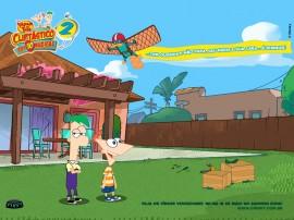 Papel de parede Phineas e Ferb – Sucesso