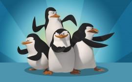 Papel de parede Pinguins de Madagascar – Animação