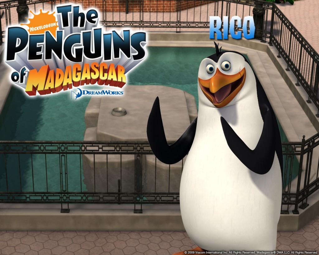 Papel de parede Pinguins de Madagascar – Rico para download gratuito. Use no computador pc, mac, macbook, celular, smartphone, iPhone, onde quiser!