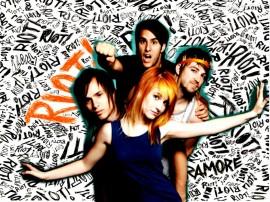 Papel de parede Paramore: Banda e Ábum