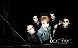 Papel de parede Paramore: Rock