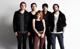 Papel de parede Paramore: Pop-Rock