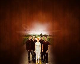 Papel de parede Paramore: No Caminho