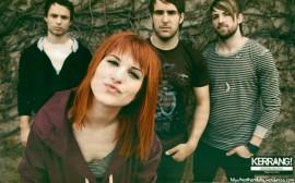 Papel de parede Paramore: Beijos