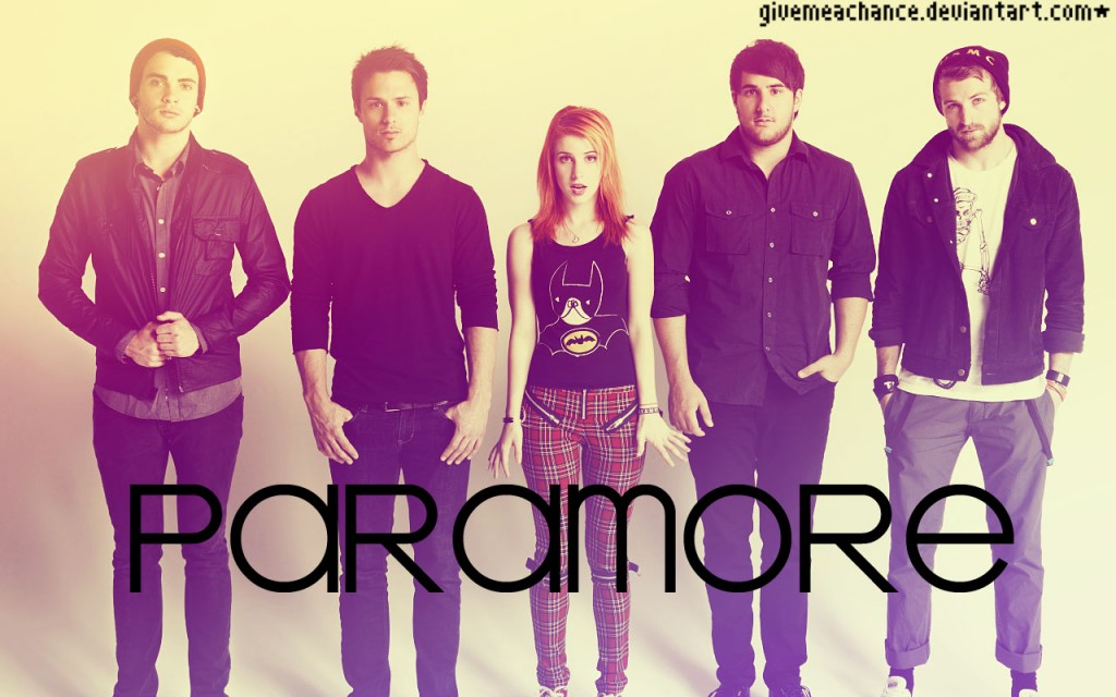 Papel de parede Paramore: Banda de Pop Rock para download gratuito. Use no computador pc, mac, macbook, celular, smartphone, iPhone, onde quiser!
