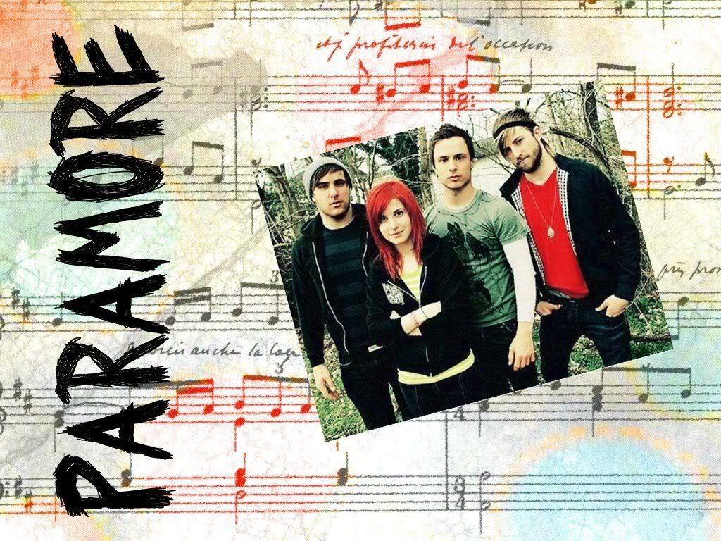 Papel de parede Paramore: Partitura para download gratuito. Use no computador pc, mac, macbook, celular, smartphone, iPhone, onde quiser!