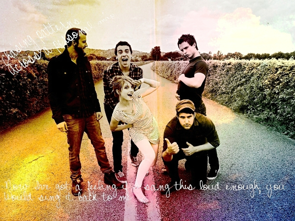 Papel de parede Paramore: Na Estrada para download gratuito. Use no computador pc, mac, macbook, celular, smartphone, iPhone, onde quiser!