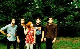 Papel de parede Paramore: Árvores