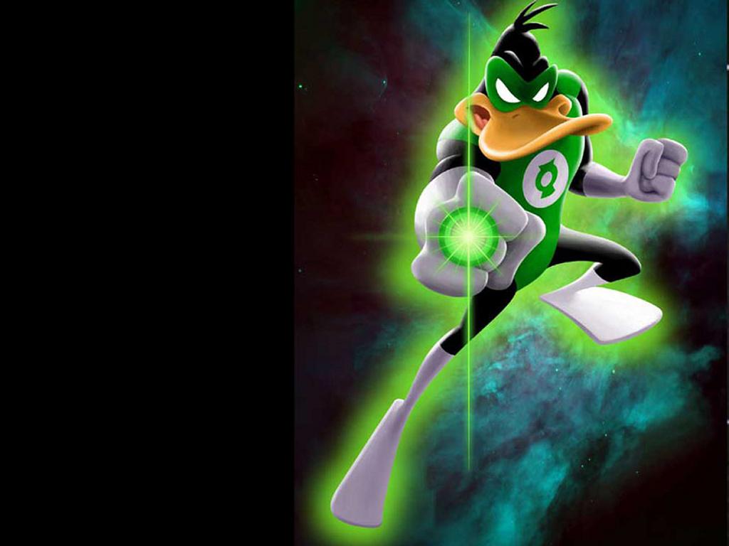Papel de parede Patolino – Lanterna Verde para download gratuito. Use no computador pc, mac, macbook, celular, smartphone, iPhone, onde quiser!