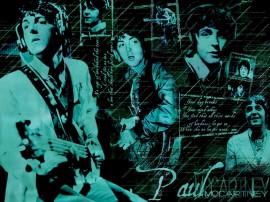 Papel de parede Paul McCartney – História