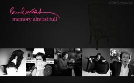 Papel de parede Paul McCartney – Memory Almost Full