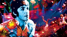 Papel de parede Paul McCartney – Psicodélico