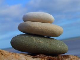 Papel de parede Pedras – Empilhadas