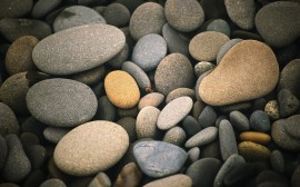 Papel de parede Pedras – Coloridas