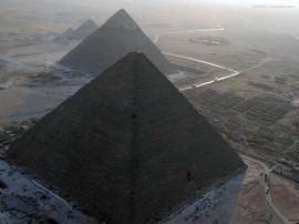 Papel de parede Pirâmides Antigas do Egito