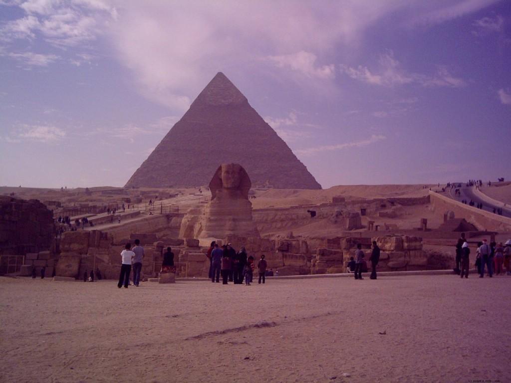 Papel de parede Grande Pirâmide e Esfinge para download gratuito. Use no computador pc, mac, macbook, celular, smartphone, iPhone, onde quiser!