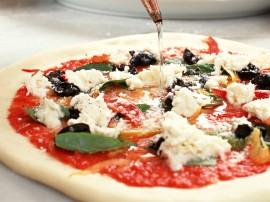 Papel de parede Pizza – Clássica