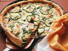 Papel de parede Pizza – Pan