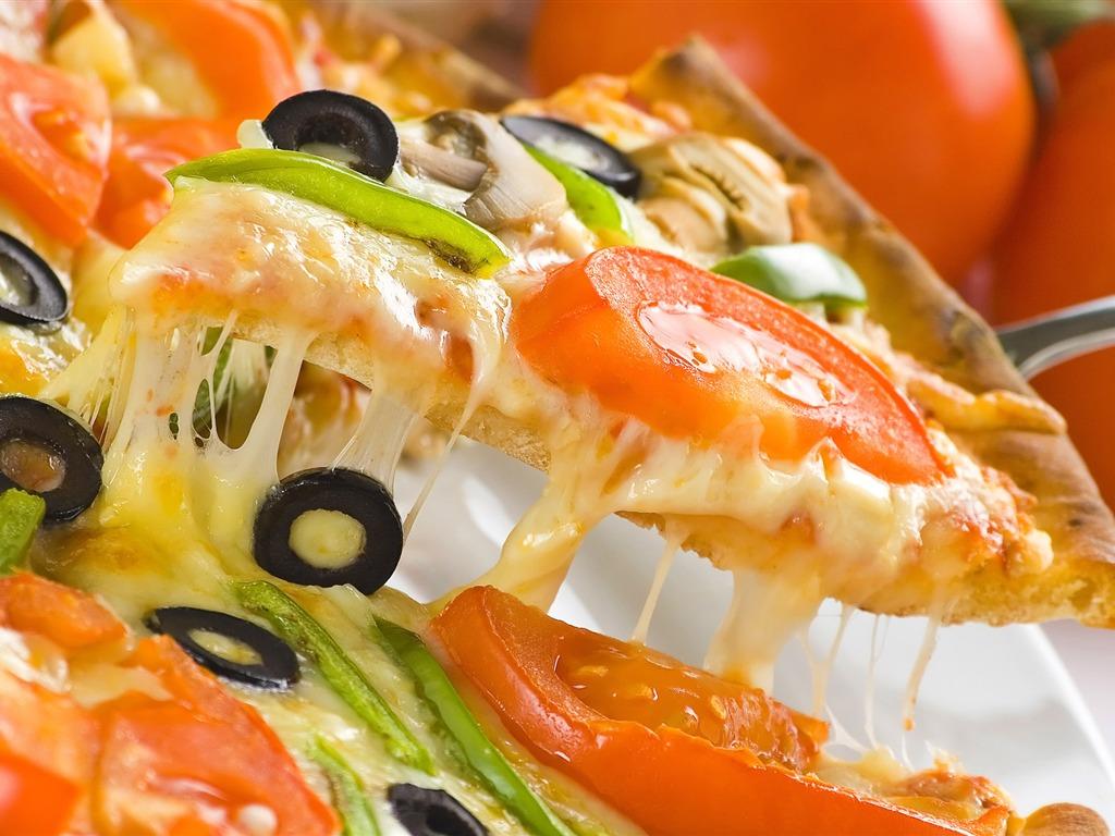 Papel de parede Pizza – Muito Queijo para download gratuito. Use no computador pc, mac, macbook, celular, smartphone, iPhone, onde quiser!