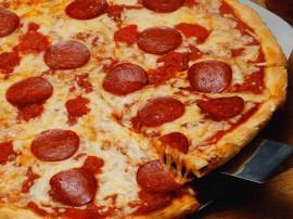 Papel de parede Pizza – Calabresa
