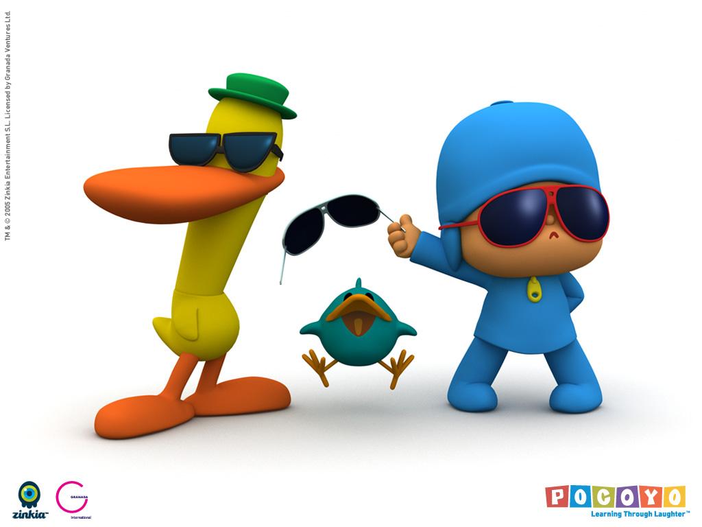 Papel de parede Pocoyo – Óculos Escuros para download gratuito. Use no computador pc, mac, macbook, celular, smartphone, iPhone, onde quiser!