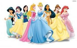 Papel de parede Princesas – Lindas