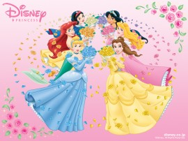 Papel de parede Princesas – Especiais
