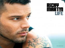 Papel de parede Ricky Martin – Life