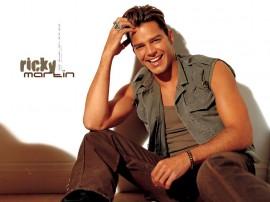 Papel de parede Ricky Martin – Rindo