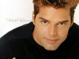 Papel de parede Ricky Martin – Rosto