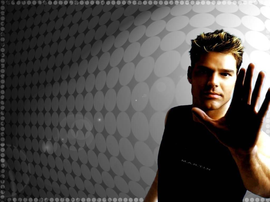 Papel de parede Ricky Martin – Legal para download gratuito. Use no computador pc, mac, macbook, celular, smartphone, iPhone, onde quiser!