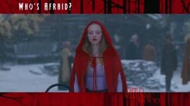 Papel de parede A Garota da Capa Vermelha – Terror