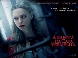 Papel de parede A Garota da Capa Vermelha – Cinema