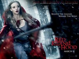 Papel de parede A Garota da Capa Vermelha – Holywood