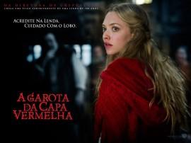 Papel de parede A Garota da Capa Vermelha – Ação