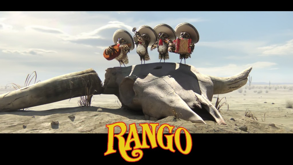 Papel de parede Pássaros do Filme Rango para download gratuito. Use no computador pc, mac, macbook, celular, smartphone, iPhone, onde quiser!