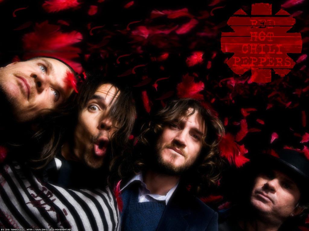 Papel de parede Red Hot Chili Peppers – Banda para download gratuito. Use no computador pc, mac, macbook, celular, smartphone, iPhone, onde quiser!