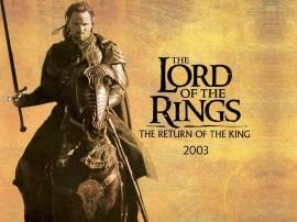 Papel de parede O Senhor do Anéis – Aragorn