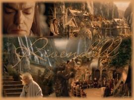 Papel de parede O Senhor do Anéis – Rivendell