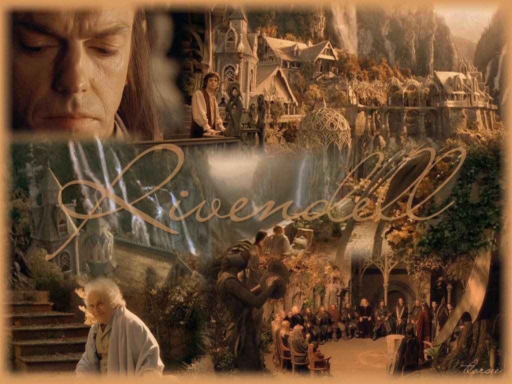 Papel de parede O Senhor do Anéis – Rivendell para download gratuito. Use no computador pc, mac, macbook, celular, smartphone, iPhone, onde quiser!