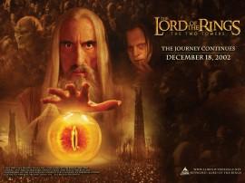 Papel de parede O Senhor do Anéis – Saruman