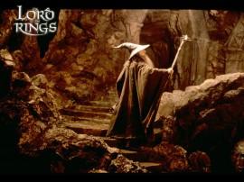 Papel de parede O Senhor do Anéis – Gandalf